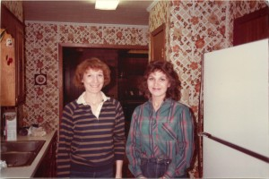 mildred and sylvia poole 12 1984